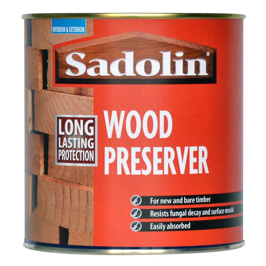 sadolin clear wood preserver 2 5l sadolin clear coatings. Black Bedroom Furniture Sets. Home Design Ideas